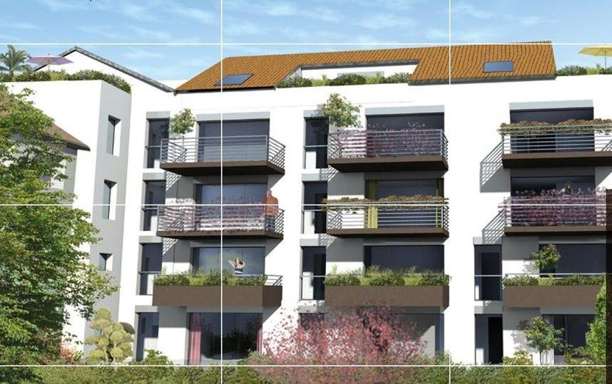 Construction immeuble 29 logements