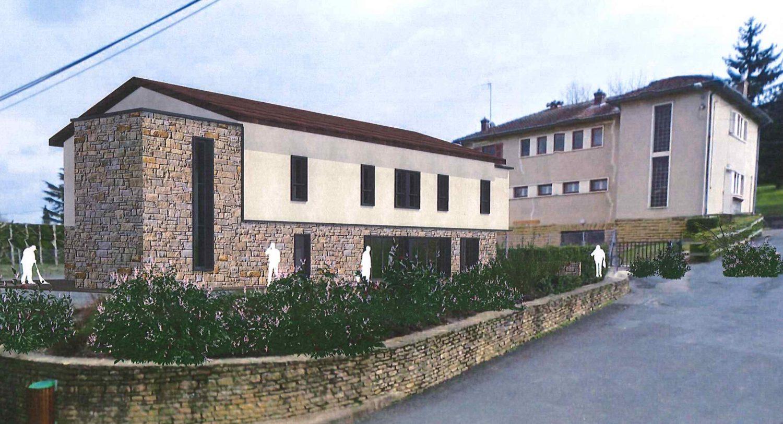 Ecole de Pouilly le Monial