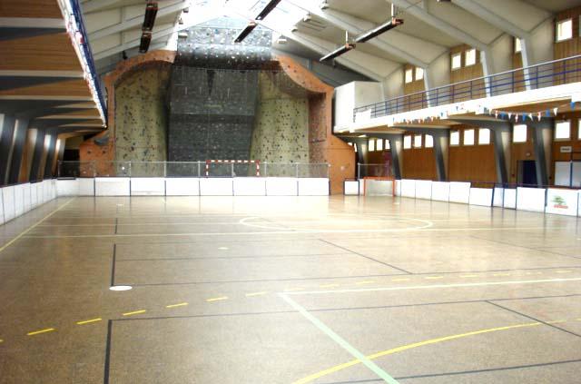 Extension Salle des sports